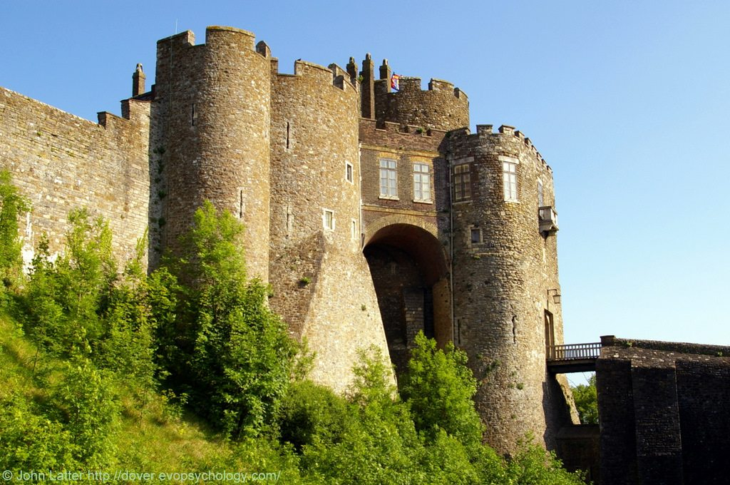 Refurbishment Of Dover Castle For English Heritage